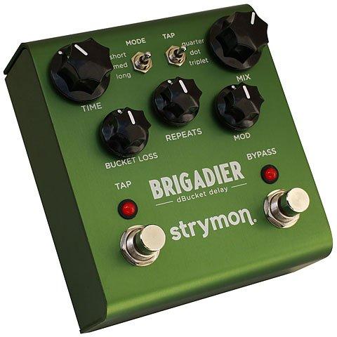 STRYMON BRIGADIER DBUCKET DELAY · PEDAL GUITARRA ELECTRICA