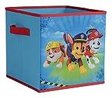 Fun House 712656Pat Patrouille Aufbewahrungsbox faltbar mit Griffen Polypropylen Blau 30x 3x 30cm