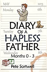 The Diary Of A Hapless Father: months 0-3 (The Diary Of A Father Book 2) (English Edition)