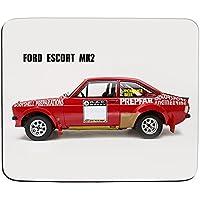 Ford Escort MK2 Rally de vista los amantes de los coches clásicos - (5