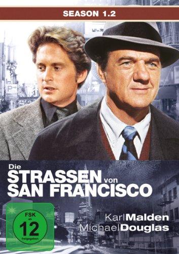 Bild von Die Straßen von San Francisco - Season 1.2 [4 DVDs]