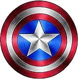 Stickersnews 15076 - Adesivo con scudo di Capitan America (film Avengers), Altezza 20cm