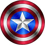 Aufkleber Schild Captain America Avengers 15076, Hauteur 55cm