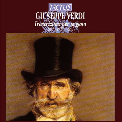 Verdi:Transcriptions for Organ