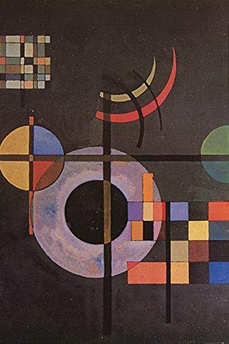 Wassily Kandinsky - Contrappesi, 1935 Carta da Parati Adesiva (180 x 120cm)
