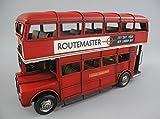 Autobus London Blechauto 33 x 19 x 11 cm
