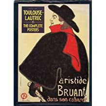 Toulouse-Lautrec: The Complete Posters by Russell Ash (1991-09-26)