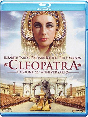 Bild von Cleopatra(edizione 50' anniversario) [Blu-ray] [IT Import]