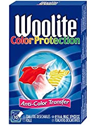 Woolite Toallitas Color Protect - 10 Unidades