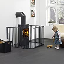 pare feu poele. Black Bedroom Furniture Sets. Home Design Ideas