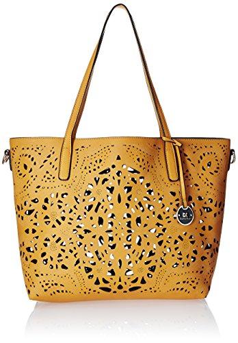 Diana Korr Women's Shoulder Bag (Yellow) (DK64HYEL)