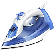 Philips PowerLife Steam High Quality Iron GC2990/26, 2300W, with 140g Steam Boost, Anti-scratch SteamGlide soleplate & Built