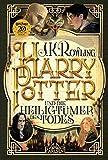 Harry Potter und die Heiligtümer des Todes (7. Band, Gebundene Ausgabe) + 1x original Harry Potter Button