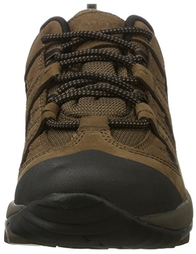 Alpina 680373, Chaussures de Randonnée Basses Homme Marron