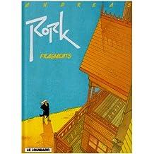 Rork - tome 1 - Fragments de Andreas (7 juin 1996) Album