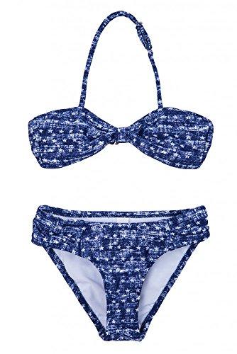 La-V Mädchen Bikini Zweiteilig Jeans-Optik/Größe 152/158 Bikini-mädchen-jeans