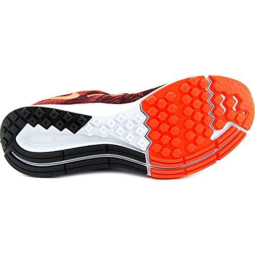 Nike Air Zoom Elite 8 Scarpe da Ginnastica, Uomo Blu / Rosso / Bianco (Gm Ryl/Brght Crmsn-Blk-Hypr Or)