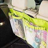 Huayang sac de rangement des trucs voiture Oxford tissu Green