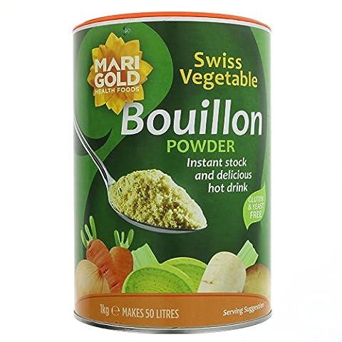 (3 PACK) - Marigold - Veg Bouillon Powder MRG-544 | 1000g | 3 PACK BUNDLE