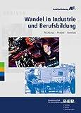 Wandel in der Industrie und Berufsbildung, 1 DVD-ROMRückschau - Analyse - Vorschau. Ab Windows 98. Hrsg.: Bundesinstitut für Berufsbildung, BIBB