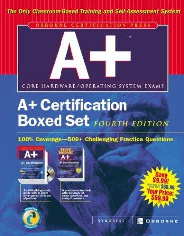 A+ Certification Training Pack (Certification Press) por Inc. Syngress Media