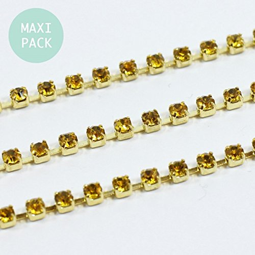 chaine-strassee-doree-x3m-maxi-pack-chaine-a-strass-2mm