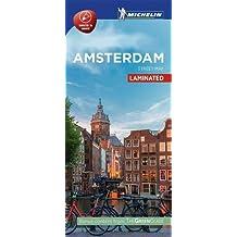 Amsterdam. Street map