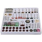 High Quality 216pcs Mini Rotary Tool Accessory Kit Sanding Polishing Equipment For Polishing Drilling Grinding Cutting