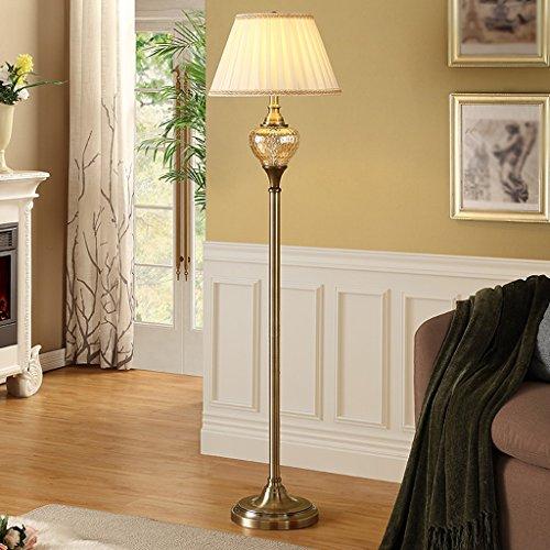 LJ Éclairage intérieur 1.55m Lampadaire moderne et simple pour chambre à coucher et salon (sans ampoule)