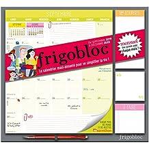 Frigobloc 2020 Mensuel - Calendrier d'organisation familiale par mois (de sept 2019 à décembre 2020): Le calendrier maxi-aimanté pour se simplifer la vie !