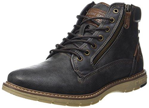 MUSTANG Herren 4105-502-259 Klassische Stiefel, Grau (Graphit 259), 44 EU
