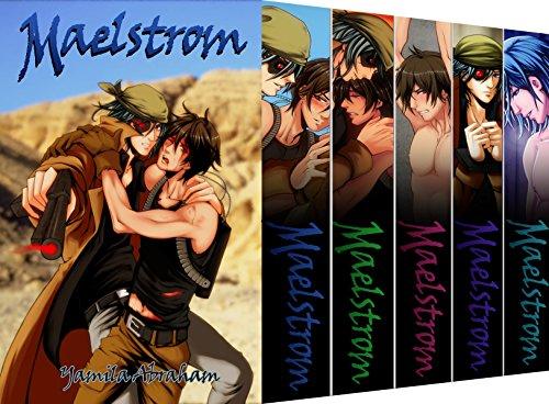 Maelstrom Compilation Set: (Yaoi) (Yaoi Bundle Book 4) (English Edition)