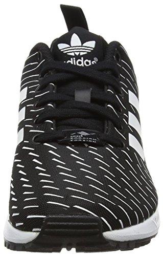 Correnti nero Core Pattini Nero Concorrenza Adidas Misto Core Bianco Adulto Flusso Zx Calzature Nero tqE8z
