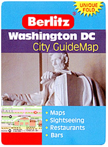 Washington Berlitz Guidemap (International City GuideMaps)