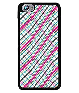 PrintVisa Designer Back Case Cover for Micromax Canvas Fire 4 A107 (Very Beautiful Check For All Sex Genders)