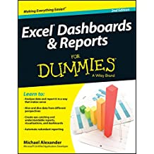 EXCEL DASHBOARDS & REPORTS FOR DUMMIES, 2ND ED