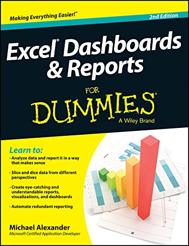 Excel Dashboards & Reports for Dummies, 2ed