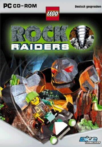 Lego Rock Raiders (Lego Rock)
