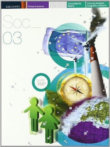 Ciencias Sociales 3º ESO Comunidad de Madrid (Proyecto Aula 360º)