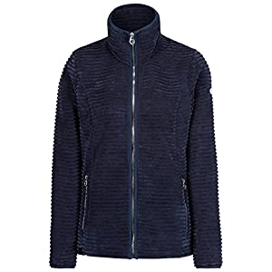 Regatta Damen Halima Drop Needle Full-Zip Fleece