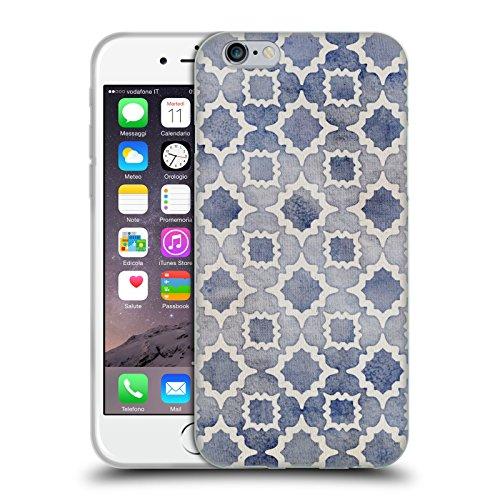 Offizielle Micklyn Le Feuvre Erschöpft und Blass Marocco Soft Gel Hülle für Apple iPhone 6 / 6s
