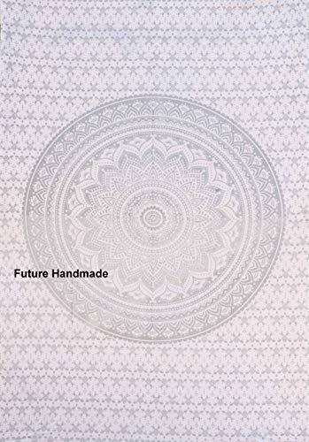 FUTURE HANDMADE Tapices Mandala Hechos Mano Colgar