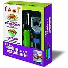 Kit de cocina para el estudiante: Las 100 mejores recetas para estudiantes (Kits (cupula))