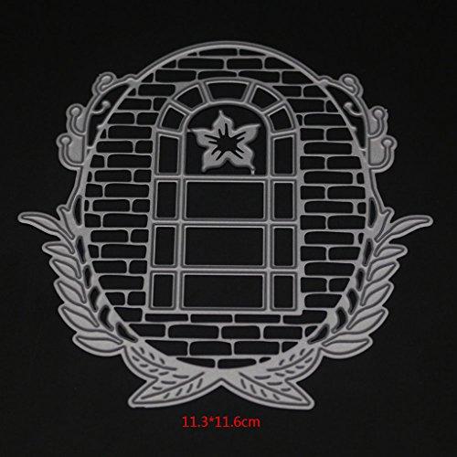 Lifet Ventana Perforadora-Troquel DIY álbum estampación