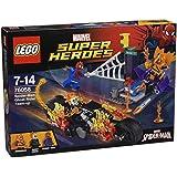LEGO Marvel Super Heroes 76058 - Spider-Man: Ghost Riders Verbündete