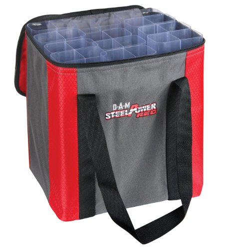 DAM STEELPOWER RED PILK CONTAINER LARGE