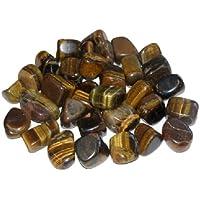 Kleine, polierte Trommelsteine, verschiedene Sorten, je 10-20mm Größe pro Stein, Goldfarben/Tigerauge, 10-20mm preisvergleich bei billige-tabletten.eu