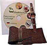 Weisskirchen Edelholz-Mundblatter inkl. DVD Anleitung Bock-Locker