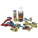 Schnäppchenladen24 Racheset: Pupsspray - Sprühkacke - 30 Tückische Bonbons SCHERZARTIKEL