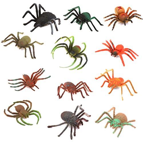 12pcs-plastico-juguete-figuras-modelos-aranas-animales-para-ninos-colorido